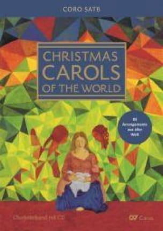 Christmas Carols of the world - Partition - laflutedepan.com