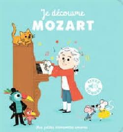 Collectif - I discover Mozart - Livre - di-arezzo.co.uk