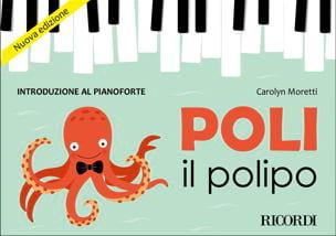 Poli il polipo - Moretti - Partition - Piano - laflutedepan.com
