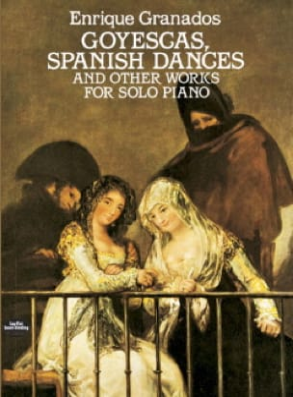 Goyescas, Danses Espagnoles et autres Oeuvres - laflutedepan.com