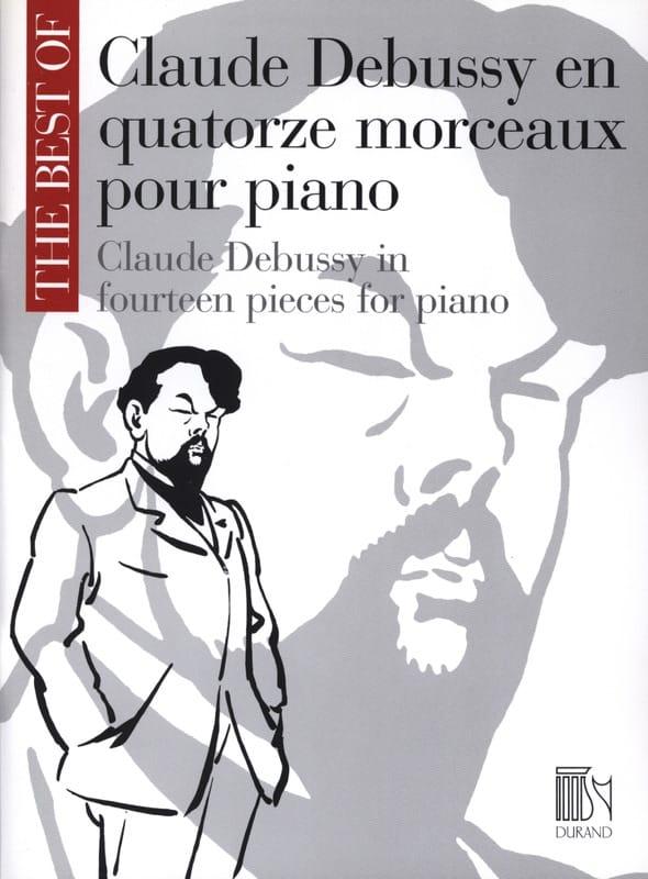 14 Morceaux Pour Piano - DEBUSSY - Partition - laflutedepan.com