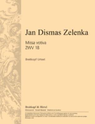 Missa votiva en Mi mineur ZWV 18 - ZELENKA - laflutedepan.com