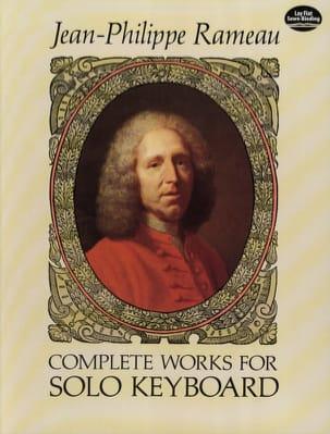 Jean-Philippe Rameau - Trabajo completo para Harpsychord - Partition - di-arezzo.es
