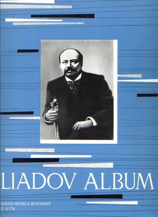 Liadov Album - Anatoly Liadov - Partition - Piano - laflutedepan.com