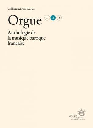 Orgue - Volume 2 Partition Orgue - laflutedepan