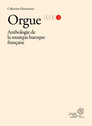 Orgue - Volume 3 Partition Orgue - laflutedepan