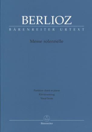 Messe solennelle. Urtext der New Berlioz-Edition BERLIOZ laflutedepan