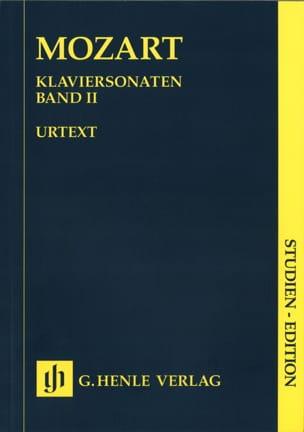 Sonates Complètes. Volume 2 MOZART Partition laflutedepan