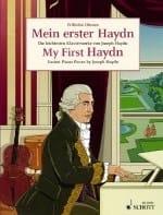 Mein erster Haydn Joseph Haydn Partition Piano - laflutedepan