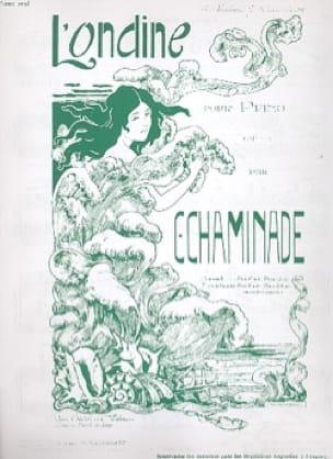 L' Ondine Op. 101 - Cécile Chaminade - Partition - laflutedepan.com
