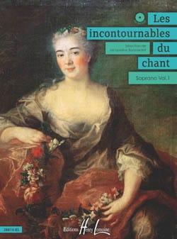 Les Incontournables Du Chant - Soprano Volume 1 laflutedepan