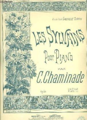 Les Sylvains Op. 60 - Cécile Chaminade - Partition - laflutedepan.com