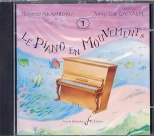 Le Piano En Mouvement, Volume 1 - Cd laflutedepan