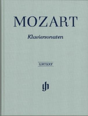 Intégrale des Sonates Pour Piano - Edition Reliée MOZART laflutedepan