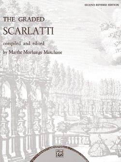 The Graded Scarlatti SCARLATTI Partition Clavecin - laflutedepan