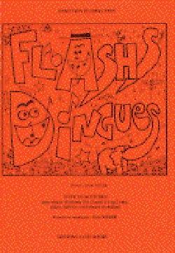 Flashs Dingues. Conducteur Eric Noyer Partition laflutedepan