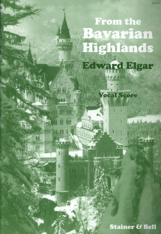 From The Bavarian Highland Opus 27 - ELGAR - laflutedepan.com