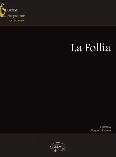 La Follia - Partition - Clavecin - laflutedepan.com