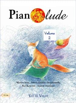 Pianolude - Volume 2 Partition Piano - laflutedepan