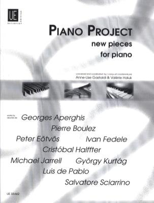 Piano Project - Partition - di-arezzo.co.uk