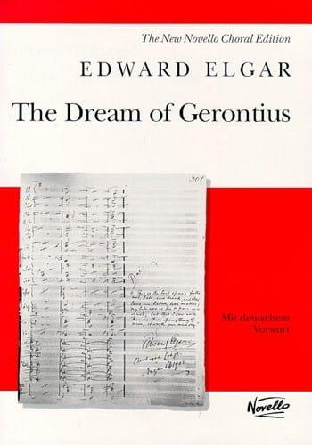 The Dream Of Gerontius Op. 38 - ELGAR - Partition - laflutedepan.com