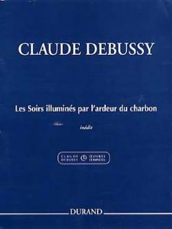 Les Soirs Illuminés Par L'ardeur Du Charbon DEBUSSY laflutedepan