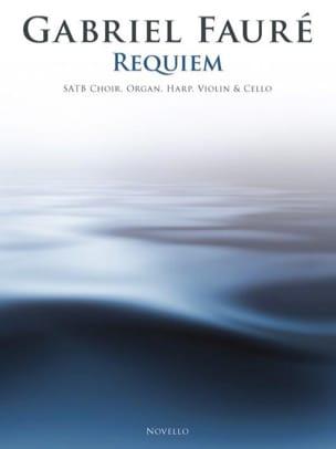 Requiem FAURÉ Partition Musique de chambre vocale - laflutedepan