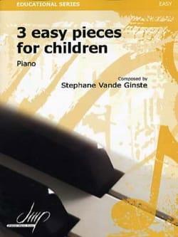 3 Easy Pieces for Children Stéphane VANDE GINSTE laflutedepan
