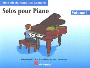 Solos Pour Piano Volume 1 laflutedepan