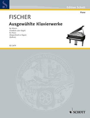 Ausgewählte Stücke Johann Kaspar Ferdinand Fischer laflutedepan