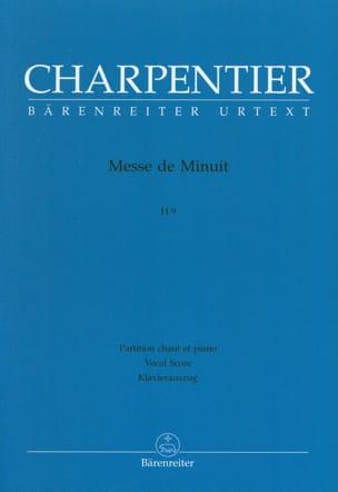 Messe de Minuit CHARPENTIER Partition Chœur - laflutedepan