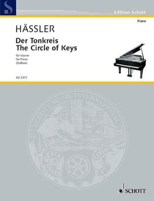 Der Tonkreis Johann Wilhelm Hässler Partition Piano - laflutedepan