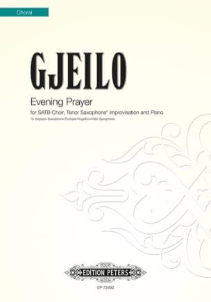 Evening Prayer Ola Gjeilo Partition Chœur - laflutedepan