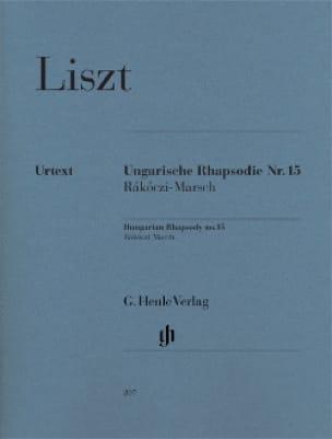 Rhapsodie Hongroise N° 15 Marche de Rákóczi - LISZT - laflutedepan.com