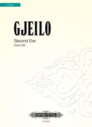 Second Eve Ola Gjeilo Partition Chœur - laflutedepan