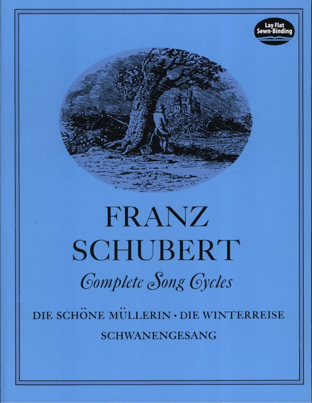 Complete Songs Cycles - SCHUBERT - Partition - laflutedepan.com