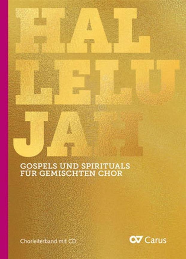 Hallelujah - Partition - Chœur - laflutedepan.com
