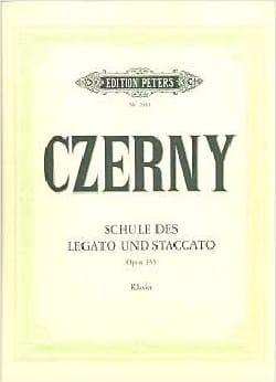 Ecole du Légato et du Détaché - Opus 335 CZERNY Partition laflutedepan