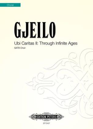 Ubi Caritas II: Through Infinite Ages Ola Gjeilo laflutedepan
