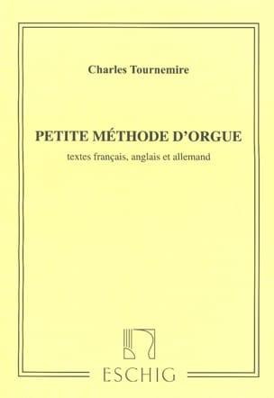 Petite Methode D'orgue Charles Tournemire Partition laflutedepan