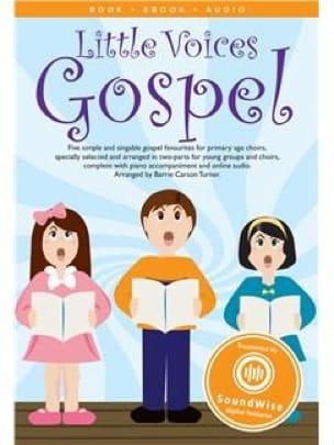 Little voices Gospel - Partition - Chœur - laflutedepan.com