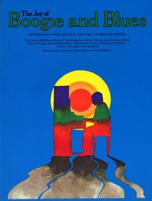 The Joy Of Boogie & Blues Volume 1 Partition Piano - laflutedepan