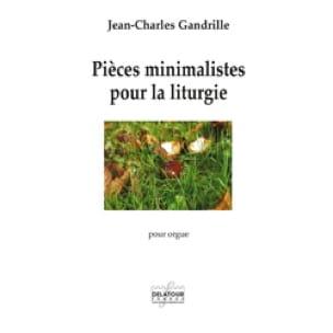 Pièces minimalistes pour la liturgie - laflutedepan.com