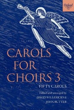 Carols For Choirs Volume 3 - Partition - Chœur - laflutedepan.com