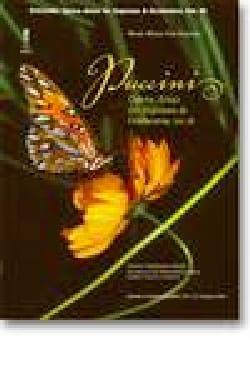 Opera Arias for Soprano Vol. 3 PUCCINI Partition Opéras - laflutedepan