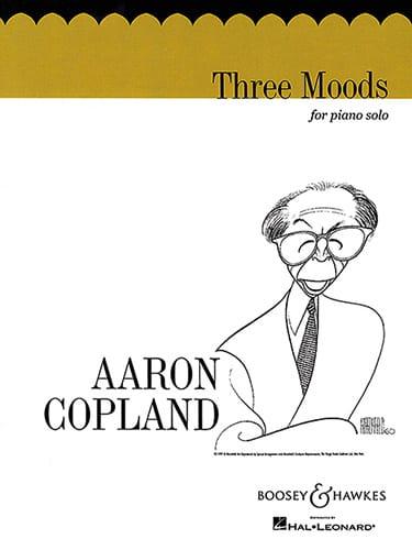3 Moods - COPLAND - Partition - Piano - laflutedepan.com