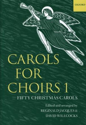 Carols For Choirs Volume 1 Partition Chœur - laflutedepan