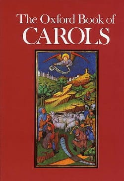 The Oxford Book of Carols Partition Chœur - laflutedepan