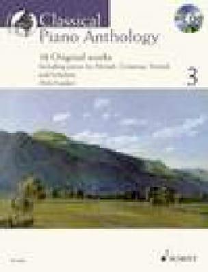 Classical Piano Anthology. Volume 3 - Partition - laflutedepan.com