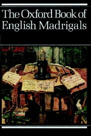 The Oxford Book of English Madrigals - laflutedepan.com
